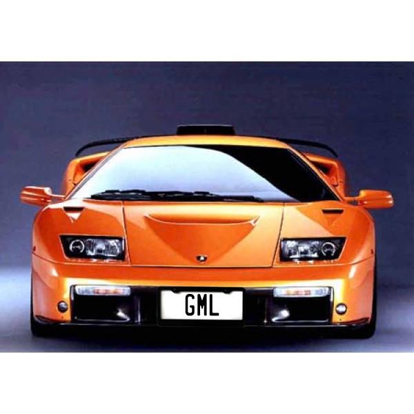 1999 Lamborghini Diablo GT oil painting