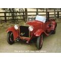 1928 Alfa Romeo 6C 1500 Sport Spider