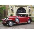 1928 Rolls Royce Springfield Ascot Dual Cowl Phaeton