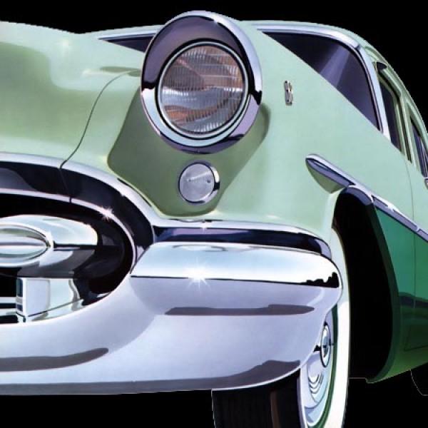 1955 Oldsmobile 88 2