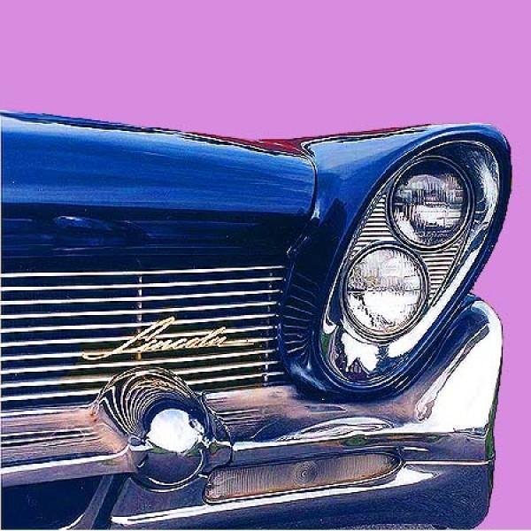 1958 Lincoln Capri 1