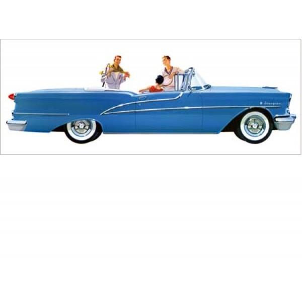 1955 Oldsmobile 2 door coupe 2