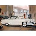 1955 Lincoln Capri 1