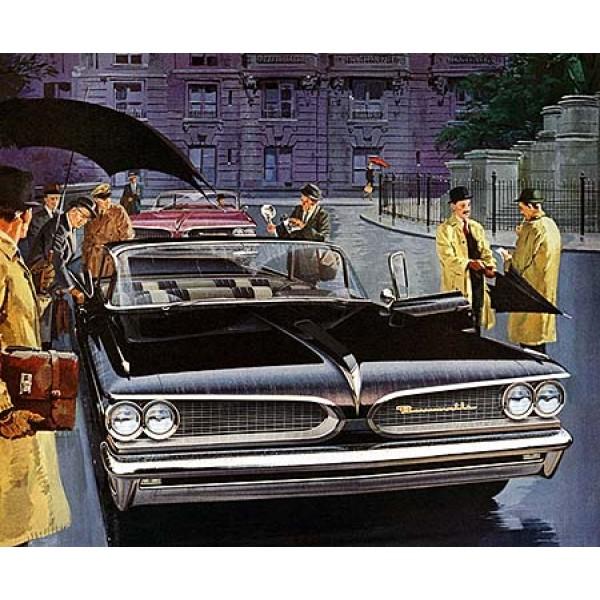 1959 Pontiac Bonneville Vista Sedan 2