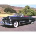 1949 Cadillac Series 62 Convertible oil painting