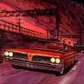 1961 Pontiac Bonneville Vista