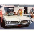 1961 Pontiac Bonniville