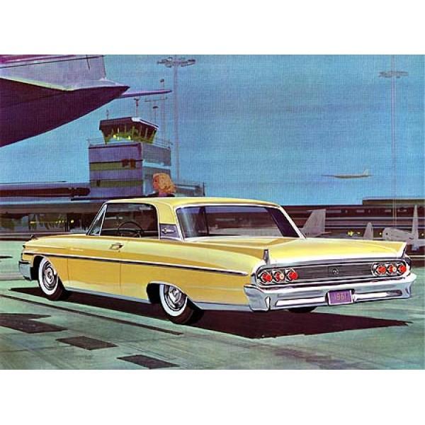 1961 Mercury Monterey