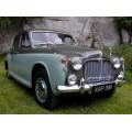 1962 Rover100 P4