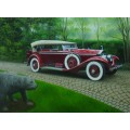 1926 Rolls Royce Silver Ghost Dual Cowl Phaeton