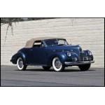 1940 La Salle Series 52 convertible