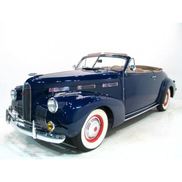 1940 Lasalle 52 Convertible
