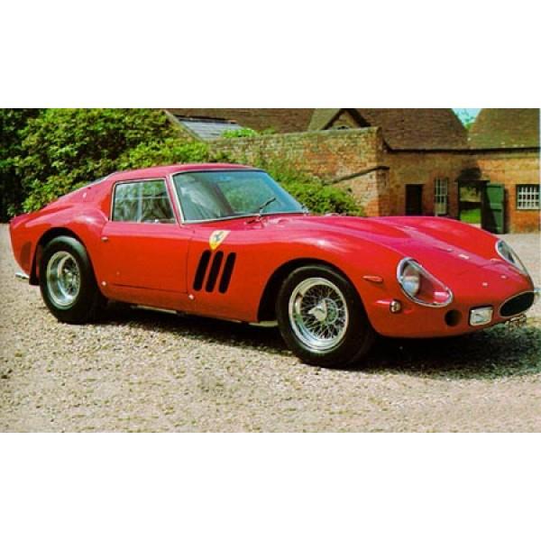 1967 Ferrari 250 Gto: 1963 Ferrari 250GTO Oil Painting