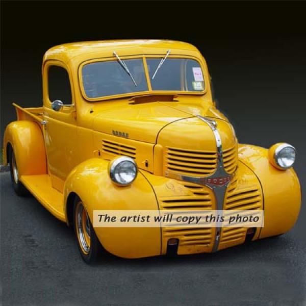 1947 Dodge pick up hot rod