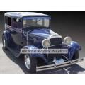 1929 Dodge Sedan Street Rod