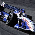 2001 MIchael Andretti Motorola oil painting