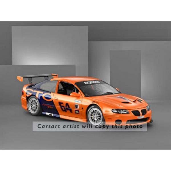 2005 Pontiac GTO Grand American Series