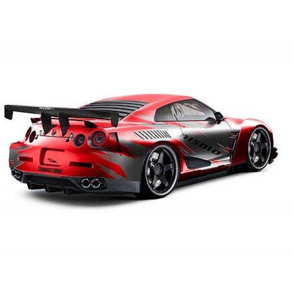 2011 Nissan GTR 2