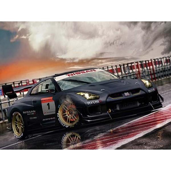 2011 Nissan GTR 10