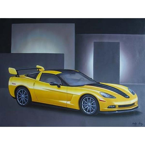 2005 Corvette Z51 SEMA Showcar