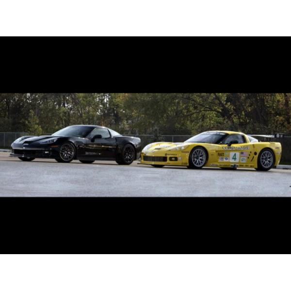 2008 Pratt & Miller Chevrolet Corvette C6RSC6 R