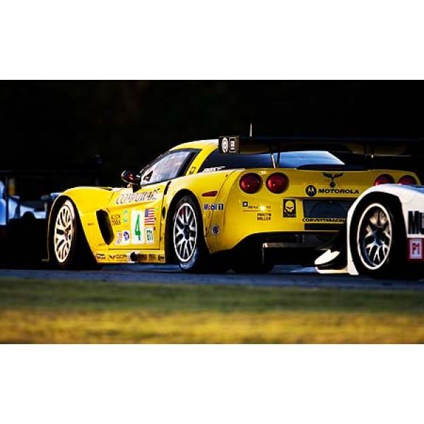 2007 Corvette C6R