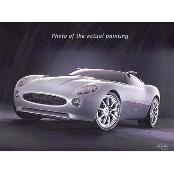 Jaguar F Type Concept
