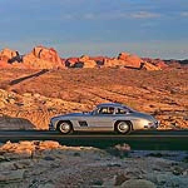 1955 Mercedes Benz 300 SLR VI