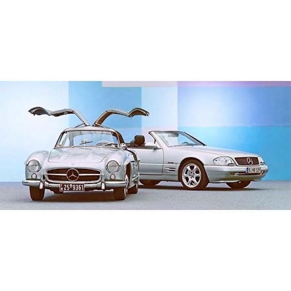 Mercedes Benz 300 SLC x 2