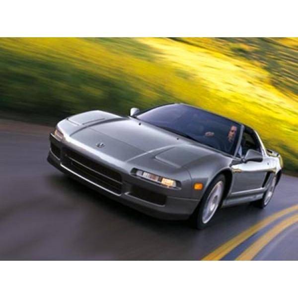 Acura NSX Mountain Road