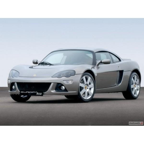 2007 Lotus Europa 2
