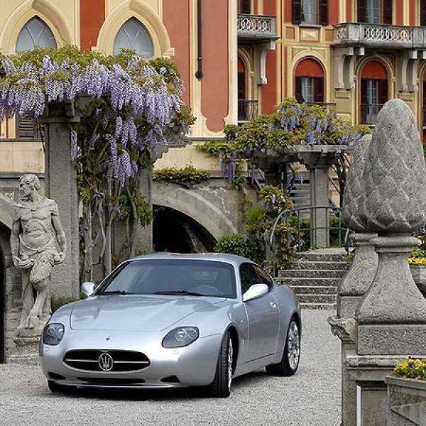 2007 Maserati GS Zagato 1