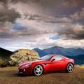 2009 Alfa Romeo 8C Competizione 2