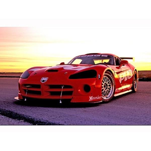 2003 Dodge Viper Competition Coupe 2