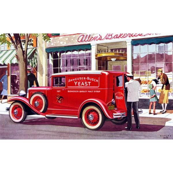 1931 Chevrolet Six Sedan Delivery