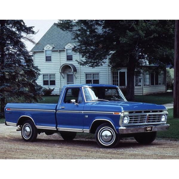 1973 Ford F100 truck