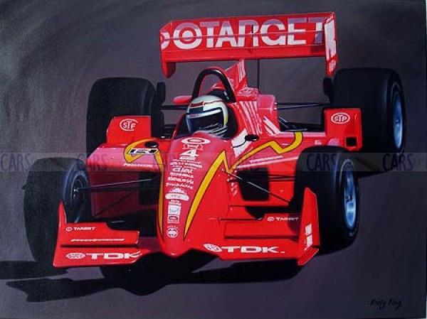 Ferrari f1 93 11