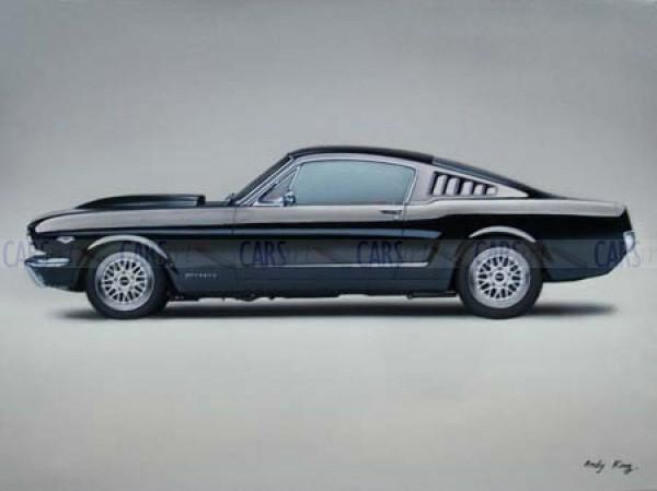 1950 Mustang Fastback | www.pixshark.com - Images ...